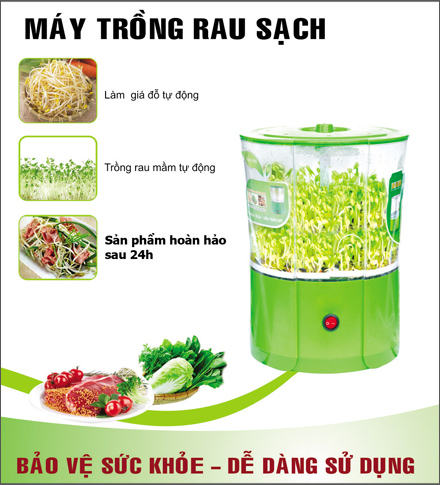 may-trong-rau-sach-magic-bullet